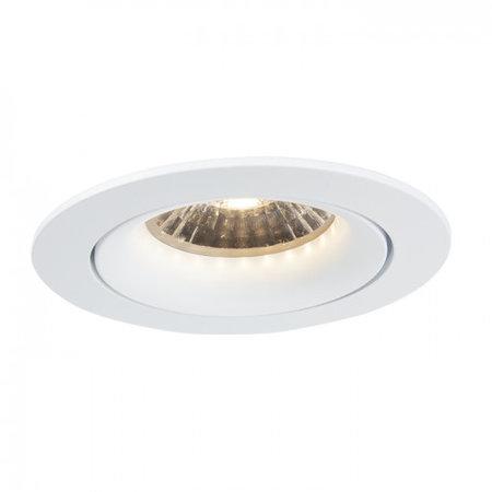 LED dimbare Inbouwspot Bloss 85 wit