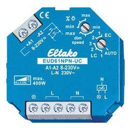 Eltako recessed LED dimmer EUD61NPN-UC