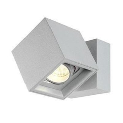 PSM Lighting LED Wall Lamp Betaplus PS 1752.ES50.11M Matt Grey