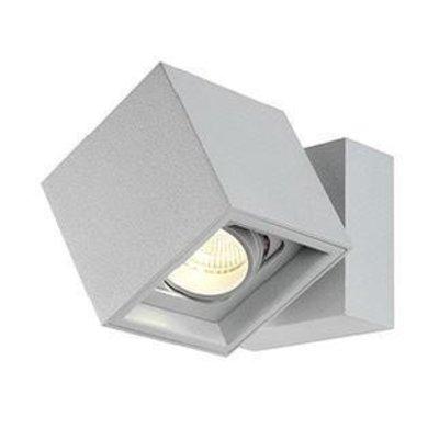 PSM Lighting LED Wandlamp Betaplus PS 1752.ES50.11M Mat Grijs