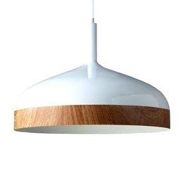 Absinthe Lighting Rimba L design pendentif LED luminaire blanc 25041-01