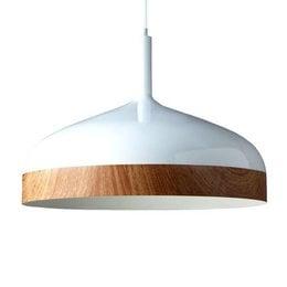 Absinthe Lighting Rimba L LED Design hanging lamp white 25041-01