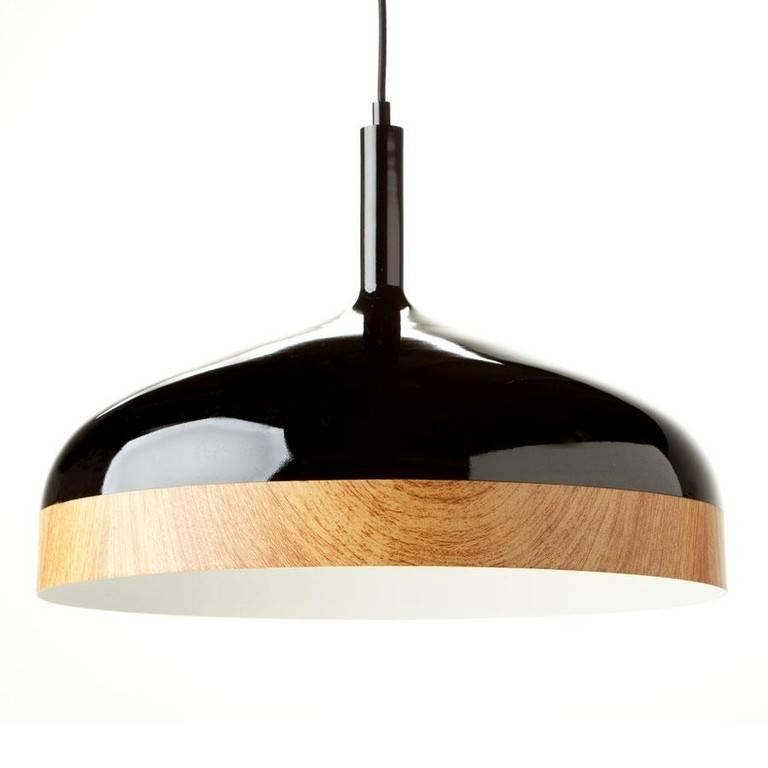rimba l led design pendelarmatuur zwart 25041-02 - perfectlights.be, Deco ideeën