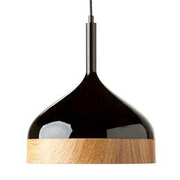 Absinthe Lighting Rimba M Design LED Pendant luminaire black 25040-02