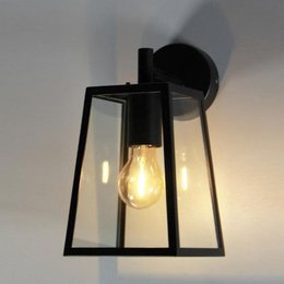 Absinthe Lighting LED Wall Lamp Lucerna S Black 24004-02