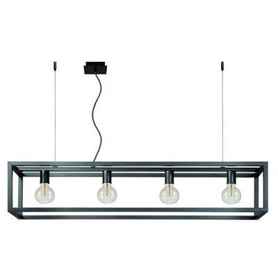 Lucide ORIS LED hanglamp Alu 31472/04/15