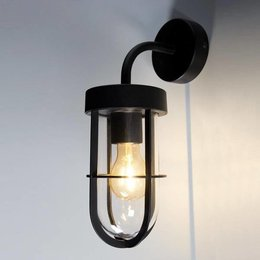 Absinthe Lighting LED Wall Lamp Lucerna S Black 24004-02 - Copy