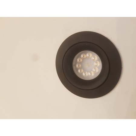 Dimmable LED Recessed Bloss 85 white - Copy