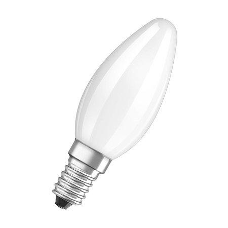 OSRAM Led étoile B40 lampe bougie E14 blanc neutre