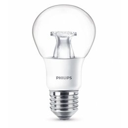Philips E27 LED A60 WarmGlow 6W-40W DIM