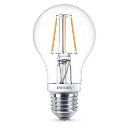 Philips E27 Retro Filament LED Classic A60 Warm White 4.5W DIM
