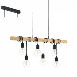 EGLO Lampe suspendue Vintage Townshend 95499