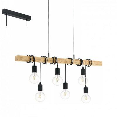 EGLO Vintage hanglamp Townshend 95499