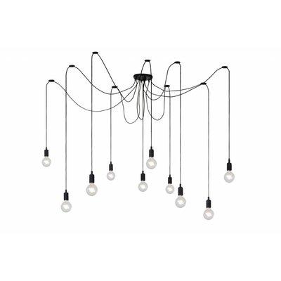 Lucide Vintage hanglamp Fix multiple 08408/10/30