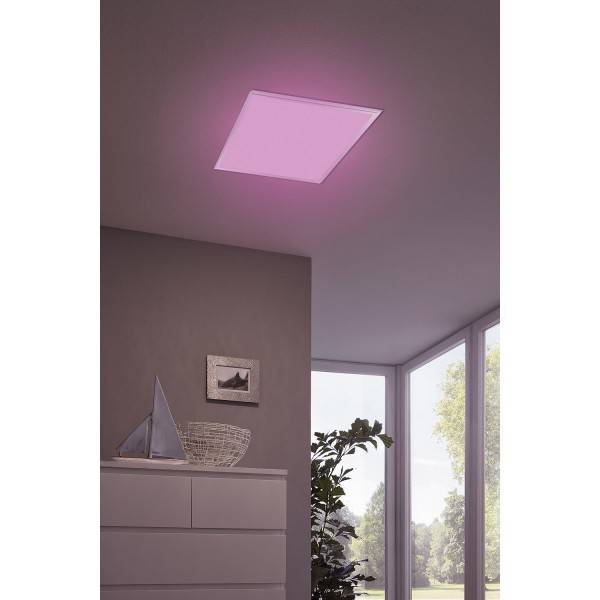 eglo connect led panel salobrenac 30x30cm