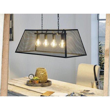 EGLO Rustic LED Pendant Luminaire Amesbury 49799
