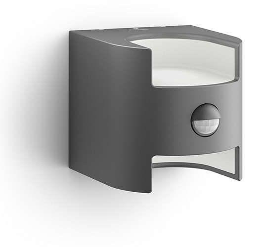 philips led applique ext rieure mygarden herbe d tecteur. Black Bedroom Furniture Sets. Home Design Ideas