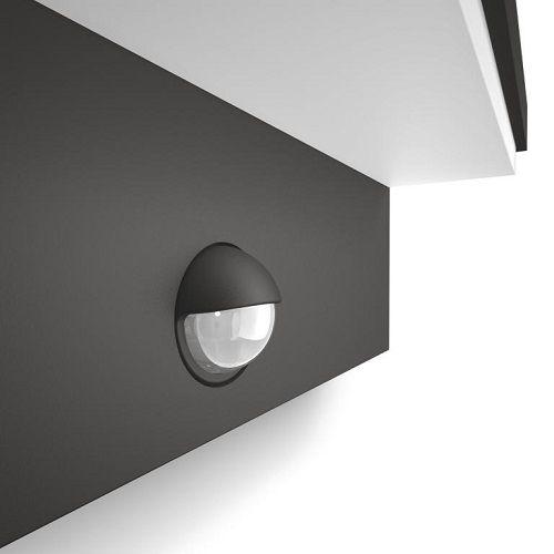Philips Led Wall Lamps : Philips LED Wall lamp Outdoor myGarden Bustan sensor 1648493P0