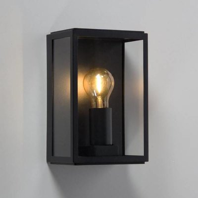 Absinthe Lighting LED Wall Lamp Vitrum S Black 24000-02