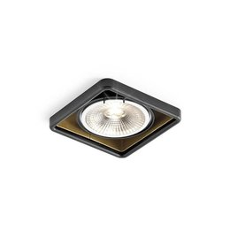 Wever & Ducré LED Recessed Spot Oboq Square 1.0