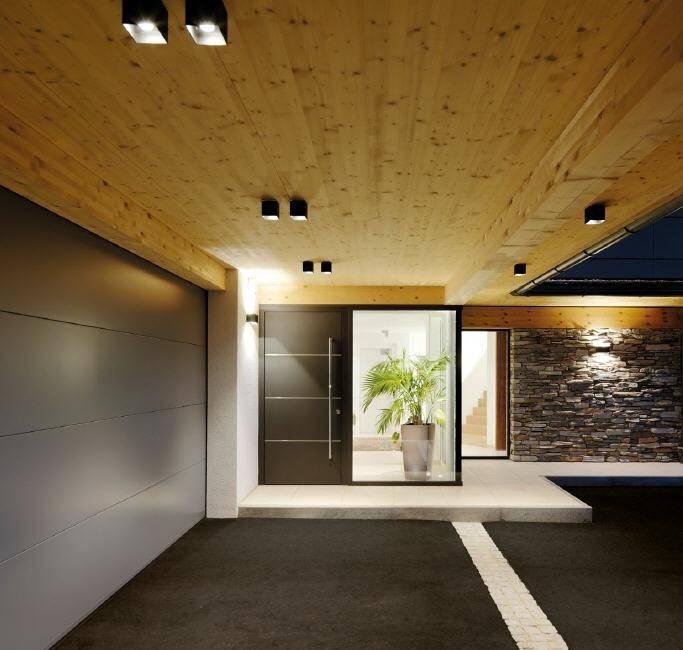 wever ducr spot de plafond led 1 0 box ip65. Black Bedroom Furniture Sets. Home Design Ideas
