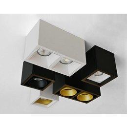 Absinthe Lighting spot de plafond Design LED Double module