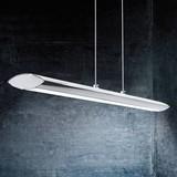 EGLO PELLARO design LED plafondarmatuur Chroom 93772