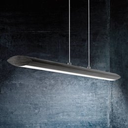 EGLO PELLARO design LED ceiling luminaire Black 93896