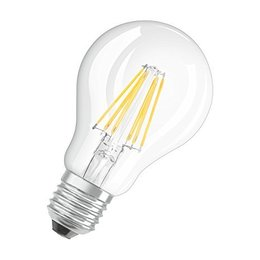 OSRAM Lampe à incandescence LED style vintage E27 4W