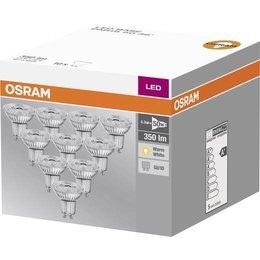 OSRAM spot LED 5.3-50W WARM double regard pack WHITE halogène GU10