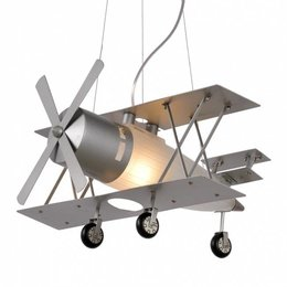 Lucide LED Kids hanging lamp Focker 77468/01/36