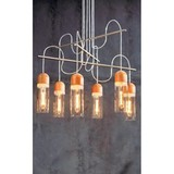 EGLO luminaire rustique Pendentif Townshend Vintage Collection 95499 - Copy - Copy - Copy