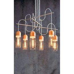 EGLO LED Design Pendelarmatuur Zacharo 96946