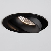 Absinthe Lighting Encastré encliquetable Solo ADJ lisse noir 12075-02