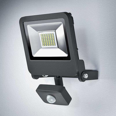 OSRAM Endura LED schijnwerper 30-200W zwart + sensor 4058075064348