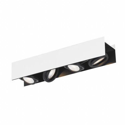 EGLO LED wand/ Plafondspot Vidago 4-lichts 39318