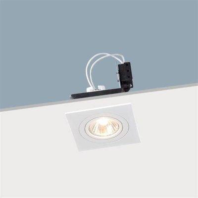 Absinthe Lighting Inbouwspot Sharp SQ Hi