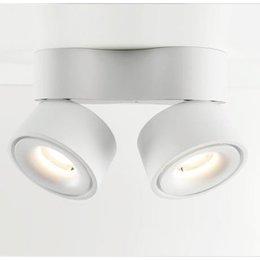 Absinthe Lighting Design LED projecteur double plafond Nimis