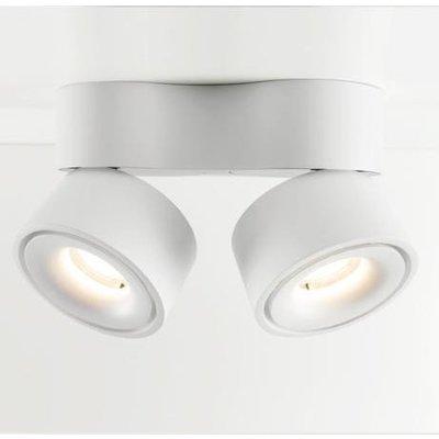 Absinthe Lighting LED Design dubbele plafondspot Nimis