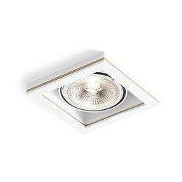 Wever & Ducré Inbouwspot Cocoz Square 1.0 LED111