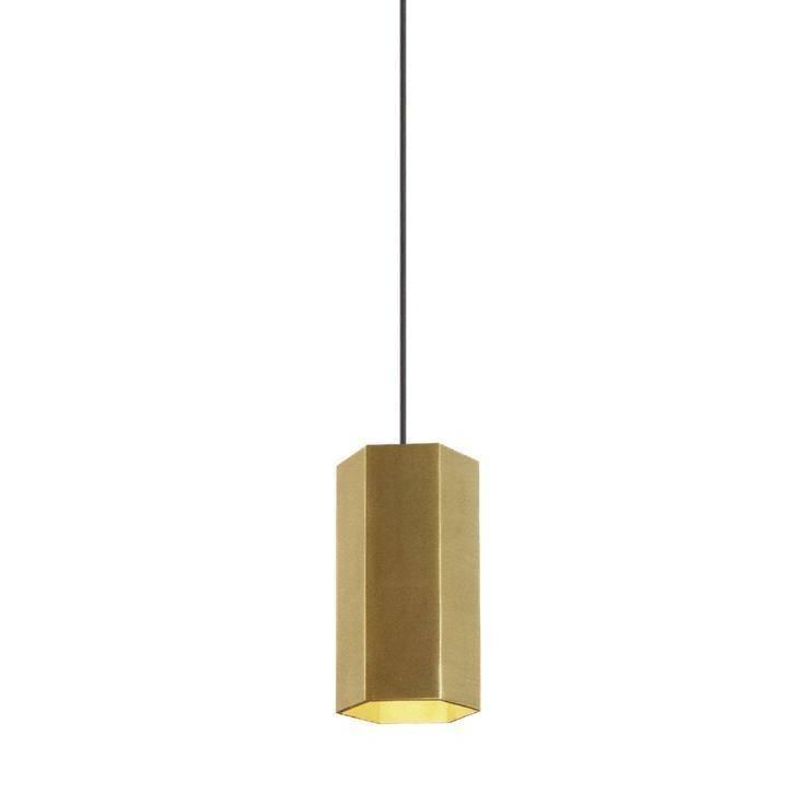 wever ducr hexo 2 0 par16 pendant luminaire. Black Bedroom Furniture Sets. Home Design Ideas