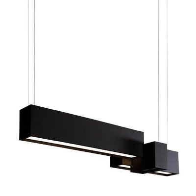 Wever & Ducré LED Design hanging lamp Bebow 4.0