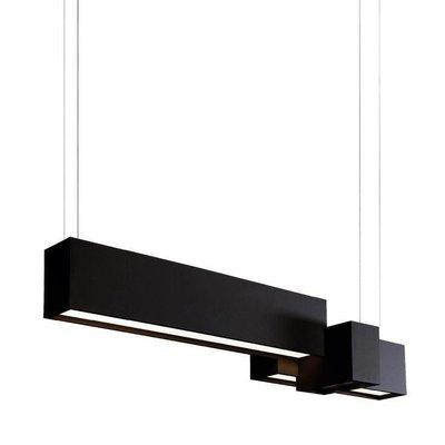 Wever & Ducré LED Design pendelarmatuur Bebow 4.0