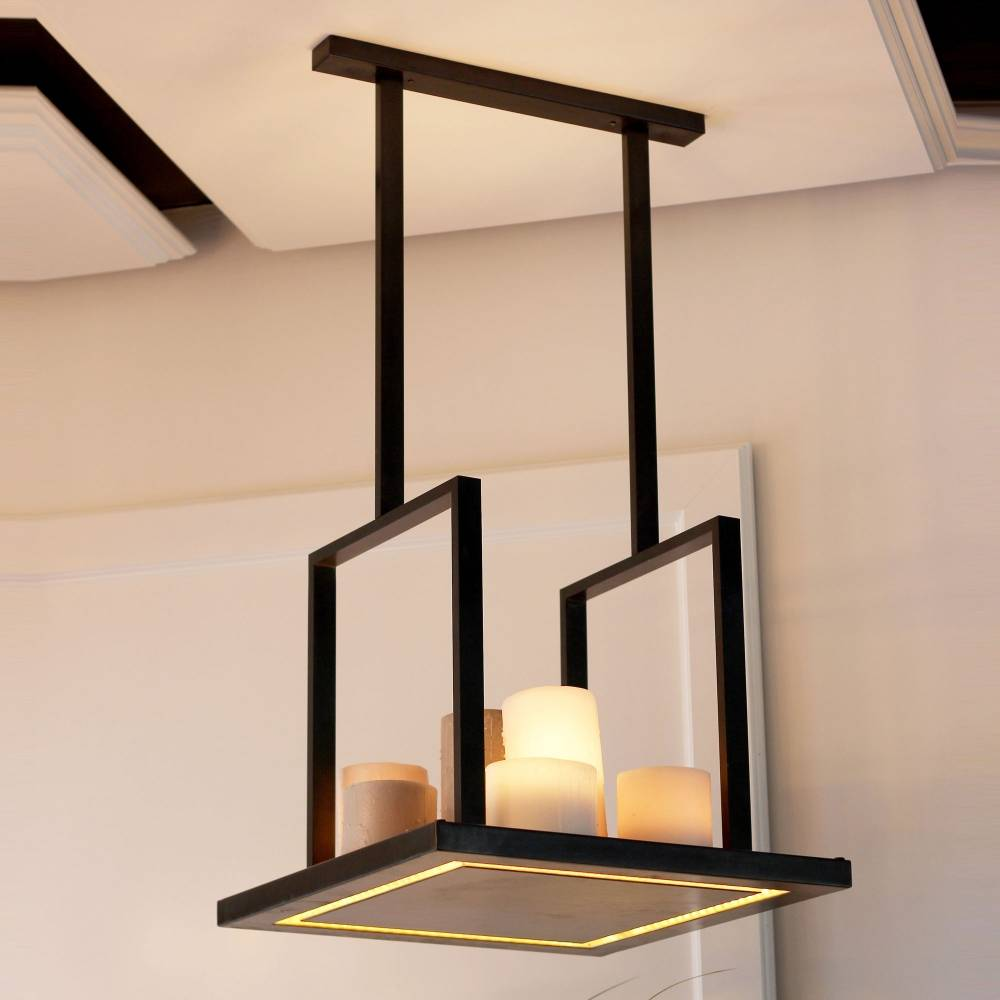 Authentage verlichting exclusive led pendant luminaire for Luminaire suspension