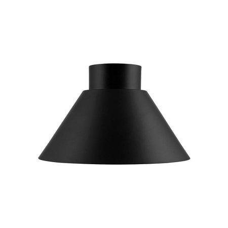 OSRAM Lampshade Cone Vintage Edition 1906 black / white