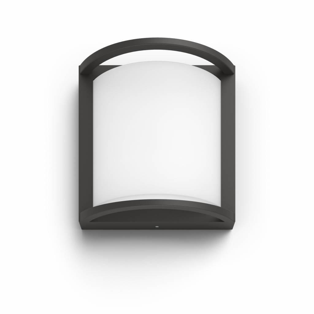 applique led exterieur avec detecteur eclairage ext rieur led pour jardin et piscine au. Black Bedroom Furniture Sets. Home Design Ideas
