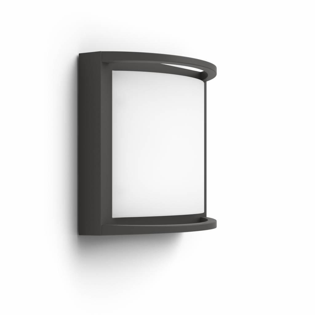 led outdoor wandlamp mygarden samondra 1739193p0. Black Bedroom Furniture Sets. Home Design Ideas