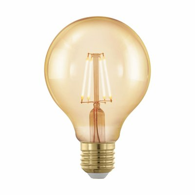 EGLO E27 Retro Filament LED lamp 4W G80 11692 DIM