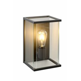 Lucide LED Vintage Wandlamp Outdoor CLAIRE 27883/01/30
