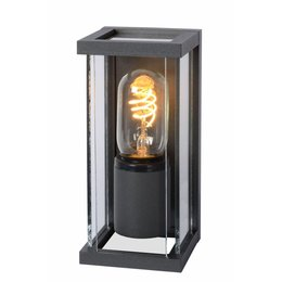Lucide LED Vintage Wandlamp Outdoor CLAIRE MINI 27885/01/30